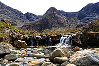 Isle of Skye, Fairy Pools<br /> Scotland May 8th - 19th. Trip across Scotland<br /> Foto Samantha Zucchi Insidefoto