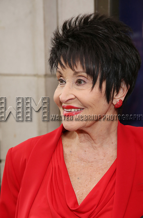 Chita Rivera attends the Broadway Opening Night performance of 'The Prince of Broadway' at the Samuel J. Friedman Theatre on August 24, 2017 in New York City.