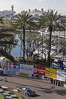 #10 Chevrolet Corvette DP of Ricky Taylor and Jordan Taylor, Long Beach Grand Prix, Long Beach, CA, April 2014.  (Photo by Brian Cleary/ www.bcpix.com )  Long Beach Grand Prix, Long Beach, CA, April 2014.  (Photo by Brian Cleary/ www.bcpix.com )