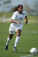 Chelsea Regan, U-16 US GNT, March 12, 2004