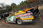 Feb 04, 2010; 3:41:39 PM; Gibsonton, FL., USA; The Lucas Oil Dirt Late Model Racing Series running The 34th Annual Dart WinterNationals at East Bay Raceway Park.  Mandatory Credit: (thesportswire.net)