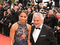 """FRA: """"THE BFG"""" Red Carpet- The 69th Annual Cannes Film Festival - Franck Provost attend """"THE BFG"""". Red Carpet during The 69th Annual Cannes Film Festival on May 14, 2016 in Cannes, France."""