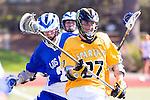 2014 lacrosse: Los Altos High School vs. Mountain View High School
