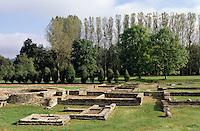 Europe/France/89/Yonne/Saint-Père sous Vézelay: Site archéologique des fontaines salées