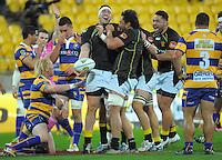 130912 ITM Cup Rugby - Wellington v Bay of Plenty