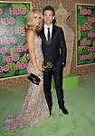 Claire Danes & Hugh Dancy at The HBO Post Emmy party held at The Plaza at The Pacific Design Center in Beverly Hills, California on August 29,2010                                                                   Copyright 2010  Hollywood Press Agency