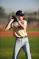 Matthew Cook (50), from Mansfield, Texas, while playing for the Brewers during the Under Armour Baseball Factory Recruiting Classic at Gene Autry Park on December 27, 2017 in Mesa, Arizona. (Zachary Lucy/Four Seam Images)