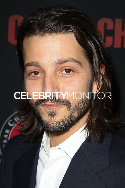 """HOLLYWOOD, LOS ANGELES, CA, USA - MARCH 20: Diego Luna at the Los Angeles Premiere Of Pantelion Films And Participant Media's """"Cesar Chavez"""" held at TCL Chinese Theatre on March 20, 2014 in Hollywood, Los Angeles, California, United States. (Photo by Celebrity Monitor)"""