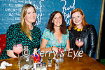 Enjoying the evening in Molly J's on Thursday, l to r: Katie O'Hehir, Marion O'Connor and Laura Sheehy.