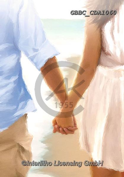 Barry, WEDDING, HOCHZEIT, BODA, paintings+++++,GBBCCDA1060,#w#, EVERYDAY