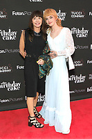 LOS ANGELES - JUN 16:  Eve McGregor, Esther McGregor at The Birthday Cake LA Premiere at the Fine Arts Theater on June 16, 2021 in Beverly Hills, CA