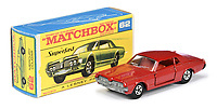 BNPS.co.uk (01202) 558833.<br /> Pic: VectisAuctions/BNPS<br /> <br /> Pictured: Matchbox Superfast 62c Mercury Cougar sold for £7,680<br /> <br /> A man who spent 30 years building an epic collection of Matchbox toy cars is celebrating today after it sold for £480,000.<br /> <br /> Graham Hamilton, 55, fell in love with the miniature toys as a child and would put them back in their boxes after playing with them.<br /> <br /> He began collecting seriously in his early 20s after retrieving a box of his treasured toys from his parents' loft.<br /> <br /> Graham spent over £100,000 acquiring 1,800 Matchbox cars, which was virtually every one made at Matchbox's old Lesney factory in London<br /> between 1962 and 1982.
