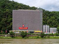Koblenzer Brauerei, Koblenz, Rheinland-Pfalz, Deutschland, Europa<br /> Koblenzer brewery, Koblenz, Rhineland-Palatinate, Germany, Europe