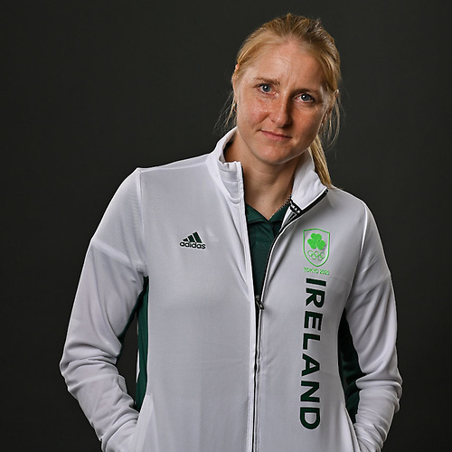 Ireland's Women's Single rower in Tokyo is Sanita Puspure | Credit: Seb Daly/Sportsfile