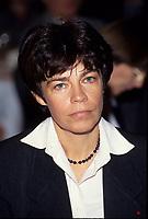 Montreal (Qc) CANADA, File Photo -circa 1993<br /> <br /> Louise Beaudoin (L), Ministre de la Culture<br /> .<br /> <br /> <br /> photo (c) Pierre Roussel -  Images Distribution