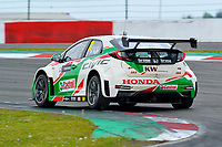 Race of Germany Nürburgring Nordschleife 2016  WTCC 2016 #12 TC1 Honda Racing Team JAS. Honda Civic WTCC Rob Huff (GBR)  Testing © 2016 Musson/PSP. All Rights Reserved.