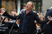 SMG_NY1_Sting_Today_051410_08.jpg<br /> <br /> NEW YORK - MAY 14: Sting performs on NBC's 'Today' at Rockefeller Center on May 14, 2010 in New York City.  (Photo By Storms Media Group)<br /> <br /> People:  Sting<br /> <br /> Must call if interested<br /> Michael Storms<br /> Storms Media Group Inc.<br /> 305-632-3400 - Cell<br /> 305-513-5783 - Fax<br /> MikeStorm@aol.com