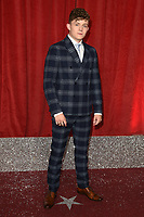 Ellis Hollins<br /> arriving for The British Soap Awards 2019 at the Lowry Theatre, Manchester<br /> <br /> ©Ash Knotek  D3505  01/06/2019