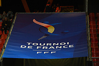 20200307  Valenciennes , France : illustration picture pictured during the female football game between the national teams of France and Brasil on the second matchday of the Tournoi de France 2020 , a prestigious friendly womensoccer tournament in Northern France , on Saturday 7 th March 2020 in Valenciennes , France . PHOTO SPORTPIX.BE | DIRK VUYLSTEKE