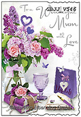 Jonny, FLOWERS, BLUMEN, FLORES, paintings+++++,GBJJV546,#f#, EVERYDAY