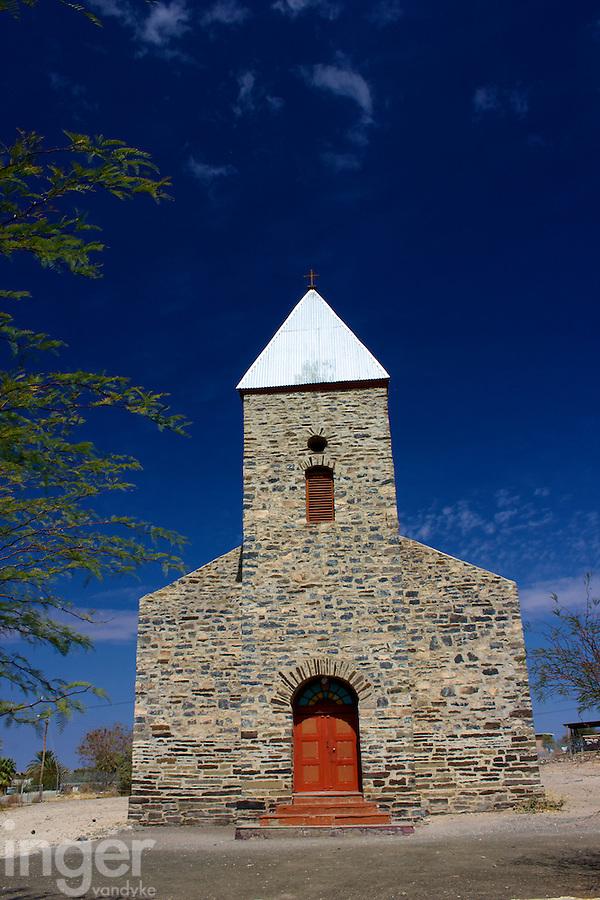 Church at Bethanie, Namibia