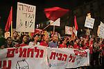 The Housing Protest in Tel Aviv