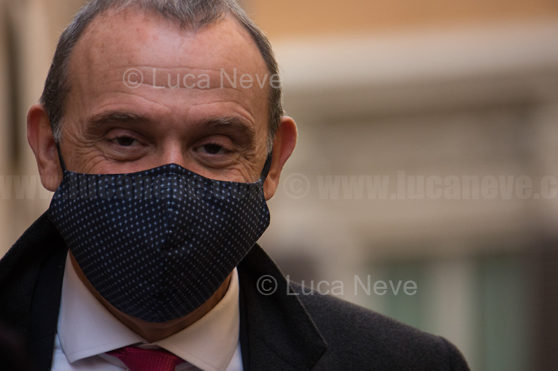 Ettore Licheri MP (Delegation of Five Star Movement).<br />