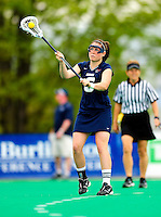 1 May 2010: University of New Hampshire Wildcat midfielder Kate Keagins, a Sophomore from Bay Shore, NY, in action against the University of Vermont Catamounts at Moulton Winder Field in Burlington, Vermont. The visiting Wildcats defeated the Lady Catamounts 18-10 in the last game of the 2010 regular season. Mandatory Photo Credit: Ed Wolfstein Photo