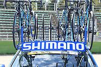 Picture by Simon Wilkinson/SWpix.com - 24/25/26/27/09/2020 - Cycling - UCI 2020 Road World Championships IMOLA - EMILIA-ROMAGNA ITALY - The Photo Brief - SHIMANO