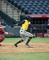 Reidy Mercado - 2021 Arizona League Brewers (Bill Mitchell)