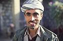 Iran 1980.Portrait of Babaker Zibari, military leader of peshmergas.Iran 1980.Portrait de Babaker Zibari, chef militaire de peshmergas