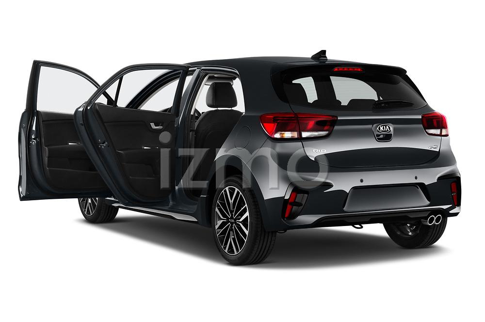 Car images of 2021 KIA Rio GT-Line 5 Door Hatchback Doors
