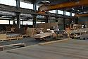 20/02/12 - THIERS - PUY DE DOME - FRANCE - Entreprise PAREMBAL, fabricant de d emballages professionnels en bois pour l industrie - Photo Jerome CHABANNE