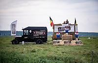 roadside views<br /> <br /> Men Elite Individual Time Trial <br /> from Knokke-Heist to Bruges (43.3 km)<br /> <br /> UCI Road World Championships - Flanders Belgium 2021<br /> <br /> ©kramon