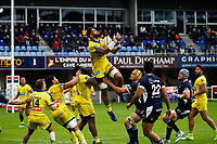 201003 France Top 14 Rugby - Clermont v Agen