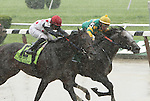 Souper Speedy with Jose Lezcano win via disqualification the 30th running of the Grade III Jaipur Stakes for 3-year olds & up, going 7 furlongs, at Belmont Park.  Trainer Thomas Albertrani  Owners Live Oak Plantation