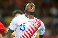 Costa Rica's Rodney Wallace during international friendly match. November 11,2017.(ALTERPHOTOS/Acero) /NortePhoto.com