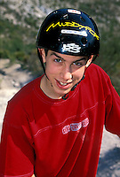 Gee Atherton.Orgiva Spain 2002.pic copyright Steve Behr / Stockfile