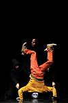 ALBERTINE HECTOR ET CHARLES<br /> <br /> Conception, chorégraphie et mise en scène<br /> Denis Plassard<br /> Marionnettes : Émilie Valantin<br /> Interprètes – manipulateurs : Sonia Delbost-Henry, Annette Labry, Denis Plassard<br /> Voix (interprétation et composition) : Florent Clergial, Nicolas Giemza, Jessica Martin-Maresco<br /> Lumières : Dominique Ryo<br /> Costumes : Julie Lascoumes<br /> Maquillage et perruques des marionnettes : Emmeline Beaussier<br /> Compagnie Propos<br /> Cadre : Biennale du Val de Marne 2017<br /> Samedi 11 mars 2017<br /> Auditorium Jean-Pierre Miquel -  Vincennes<br /> © Laurent Paillier / photosdedanse.com
