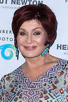 CENTURY CITY, CA - JUNE 27: Sharon Osbourne attends the Helmut Newton opening night exhibit at Annenberg Space For Photography on June 27, 2013 in Century City, California. (Photo by Celebrity Monitor)
