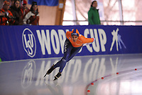 SPEEDSKATING: ERFURT: 19-01-2018, ISU World Cup, 500m Ladies B Division, Anice Das (NED), photo: Martin de Jong