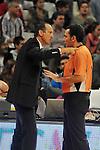League ACB-Endesa 2013/2014 - Game: 05.<br />  FIATC Joventut vs Rio Natura Monbus: 70-63.<br /> Salva Maldonado & J.A. Martin Bertran.