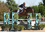 12 July 2009: Bruce (Buck) Davidson Jr. riding In The Beat during the showjumping phase of the CIC 3* Maui Jim Horse Trials at Lamplight Equestrian Center in Wayne, Illinois.