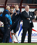Kenny Miller subbed by Ally McCoist