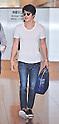 Kwon Sang-Woo arrives in Japan