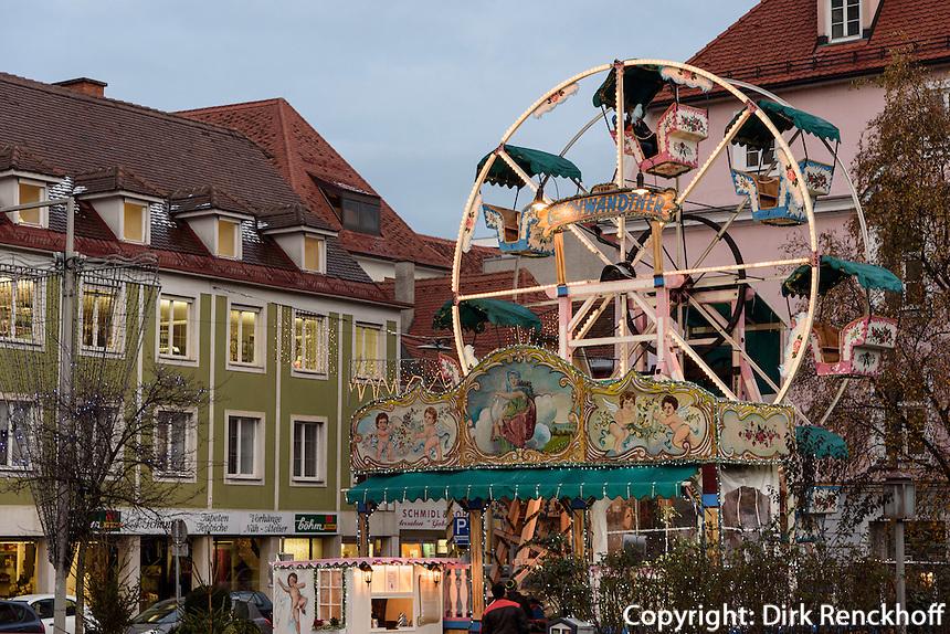 Kinder-Weihnachtsmarkt, Graz, Steiermark, Österreich<br /> Children Christmas fair, Graz, Styria, Austria
