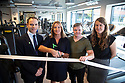 11/07/19<br /> <br /> Tim Cornell, June Clark, Andy Smith and Amy Wright.<br /> <br /> Nestlé opens its new gym at the company's York factory.<br /> <br /> All Rights Reserved: F Stop Press Ltd. +44(0)1335 418365   +44 (0)7765 242650 www.fstoppress.com