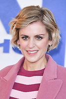"""Denise Gough<br /> arriving for the premiere of """"The Kiid who would be King"""" at the Odeon Luxe cinema, Leicester Square, London<br /> <br /> ©Ash Knotek  D3476  03/02/2019"""