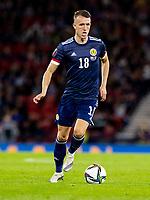 4th September 2021; Hampden Park, Glasgow, Scotland: FIFA World Cup 2022 qualification football, Scotland versus Moldova: David Turnbull of Scotland