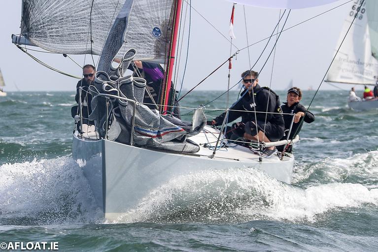 "IRC 3 winner - ""Snoopy"" - Martin Mahon - Courtown SC - *North Sails"